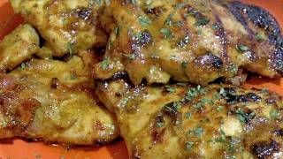 Honey Curry Chicken, Divas Can Cook - YouTube