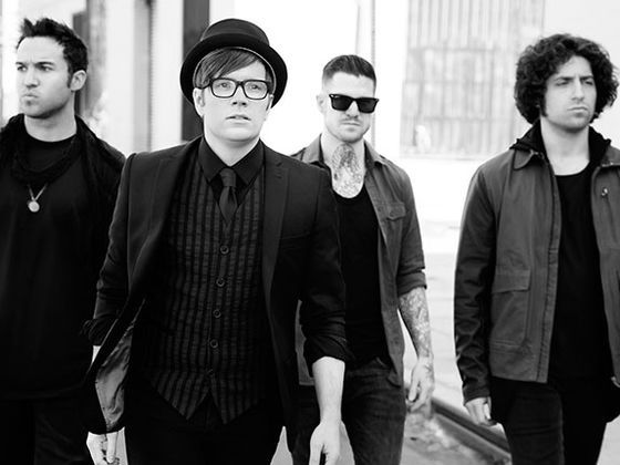 Which Fall Out Boy Song Is Your 2015 Anthem? I got Uma Thurman, which is actually one of my favorite FOB songs.