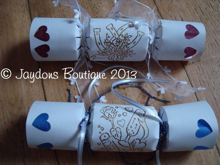 Confetti Cracker Wedding Favours -  © Jaydons Boutique 2013 - http://jaydons-boutique.co.uk/news/3015-confetti-crackers-wedding-favours.aspx