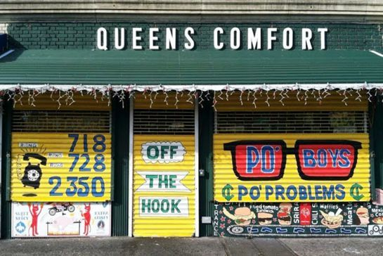 // Queens Comfort, Astoria (scdforr29)