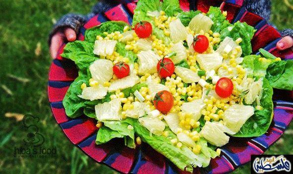 طريقة اعداد سلطة البوملي والبرتقال بأسلوب بسيط Zucchini Salad Healthy Snacks Recipes Recipes