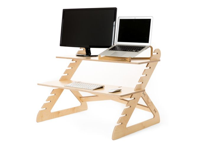ReadyDesk for standing around...                                                                                                                                                                                 Plus