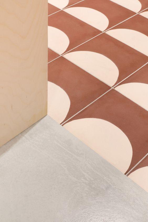 Carrelage Sol Et Mur Rouge Brique Effet Terre Cuite Rocaille L