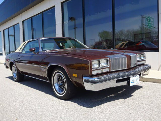 1977 oldsmobile cutlass salon cutlass 442 pinterest