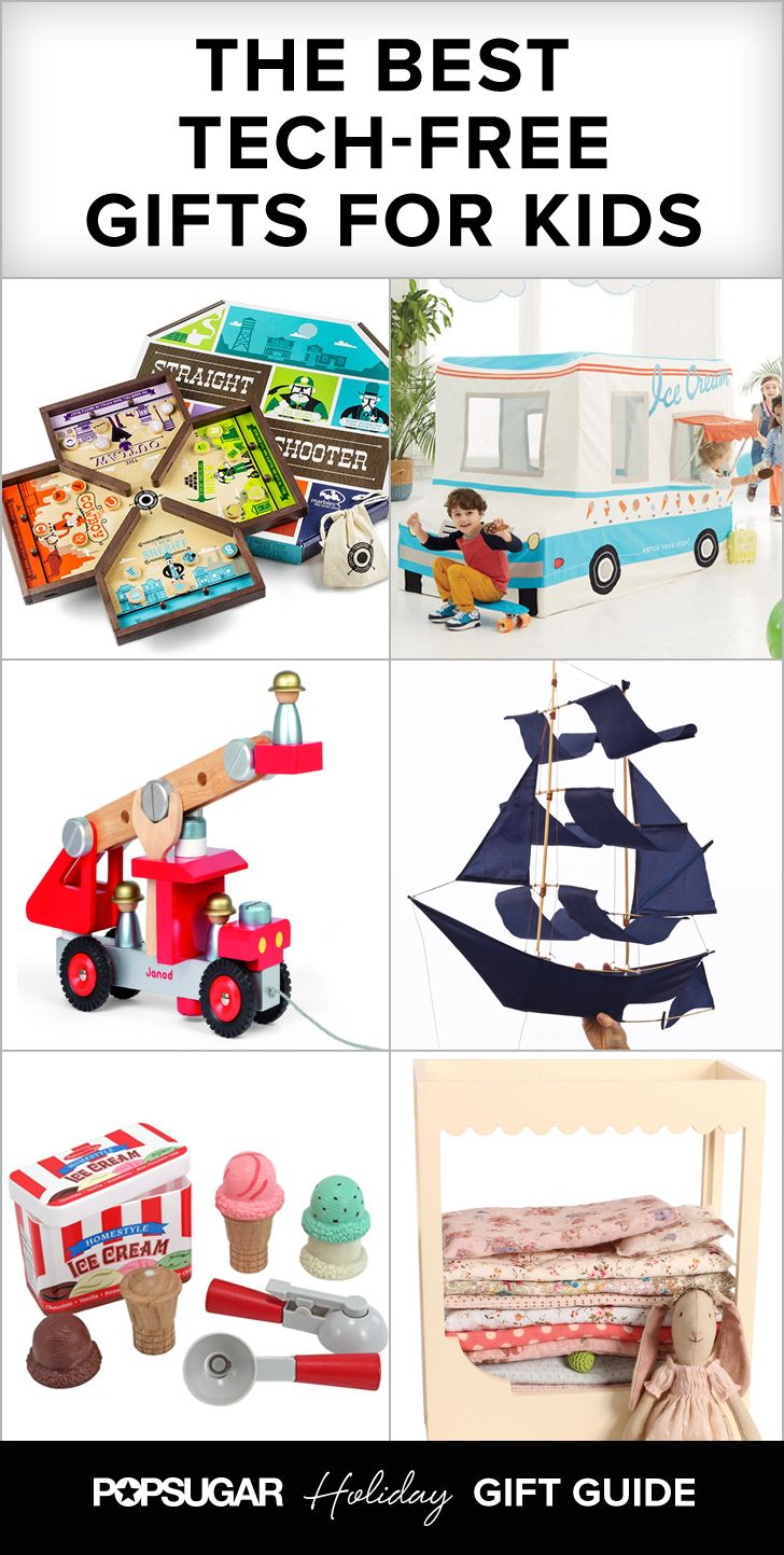 From the latest Lego sets to fun group games, check out our favorite toys for kids — batteries and smartphone not required.