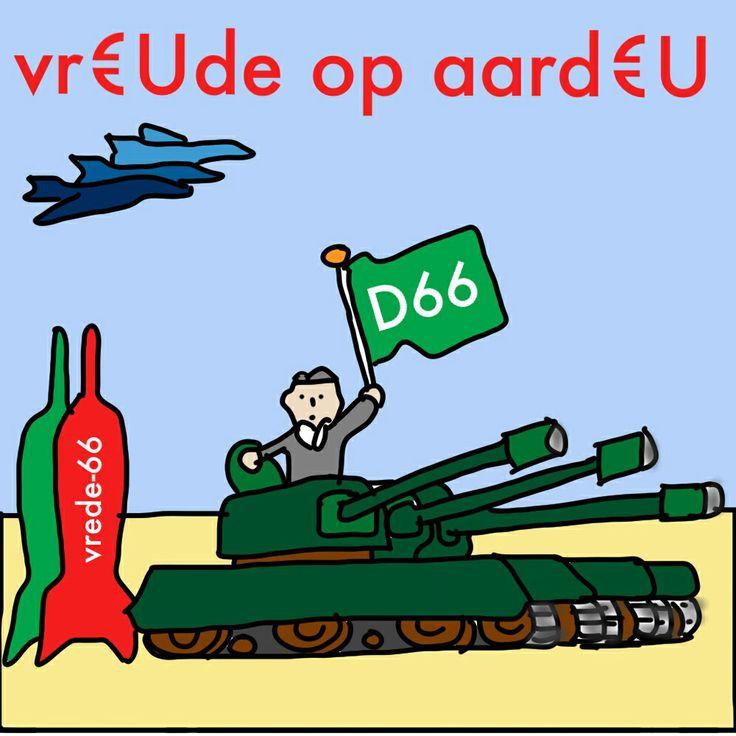 D66 biedt meer dan je lief is!