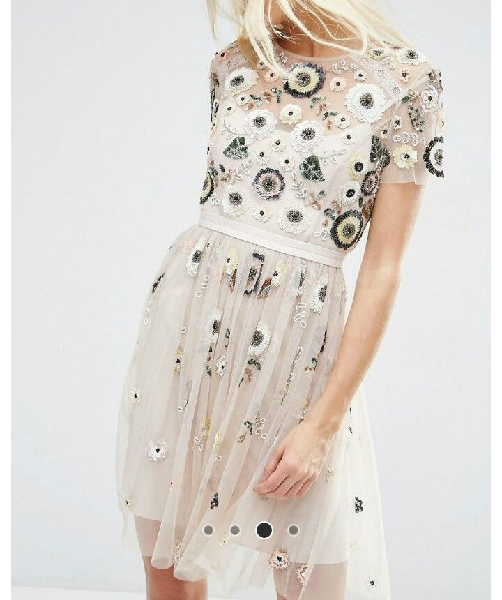 Love this Needle and thread dress