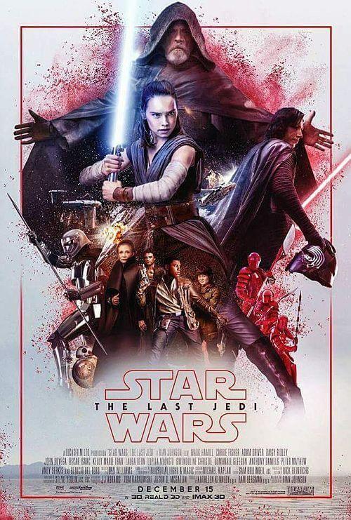 La Sinopsis De Star Wars Los Ultimos Jedi Nos Habla Sobre Los Dos Lados De La Fuerza Revutj Poster De Peliculas Star Wars Carteles De Cine
