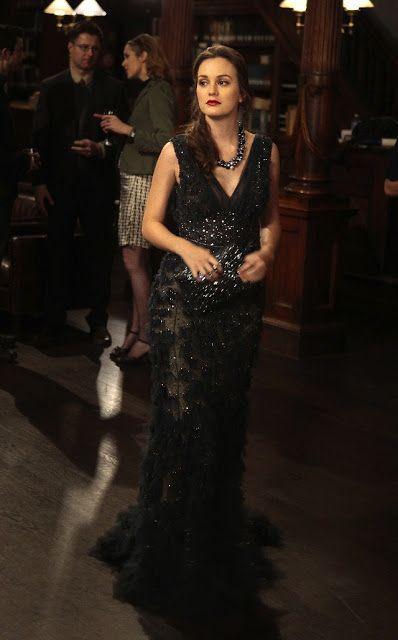 """La televisión está de """"moda"""" Gossip Girl - Blair Waldorf"""