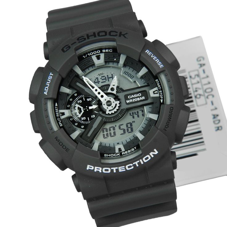 Sports Watch Store - Casio G-Shock Mens Sports Watch GA-110C-1ADR GA-110C-1A, $85.00 (http://www.sports-watch-store.com/casio-g-shock-ga-110c-1a)