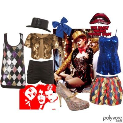 Image result for pixie rocky horror costume