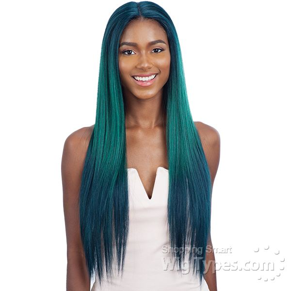 Freetress Equal Synthetic Premium Delux Lace Front Wig Evlyn 30