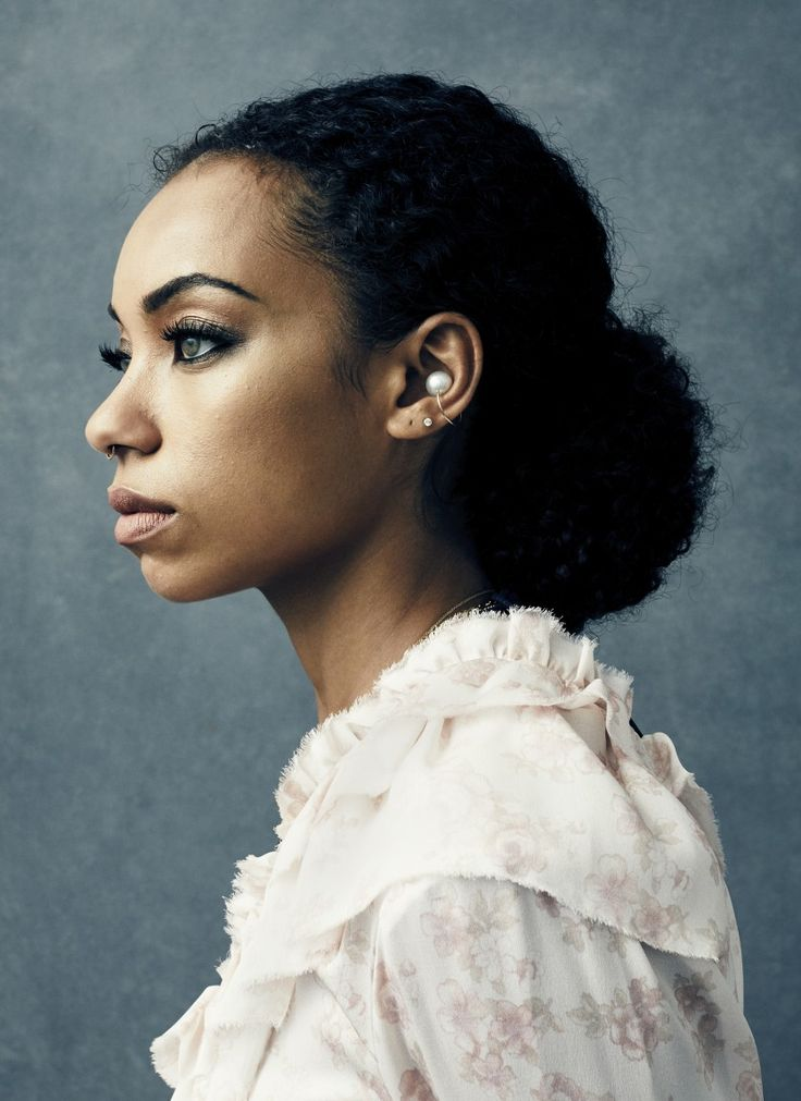 Who Is Logan Browning? Facts About the Dear White People Star: Enough of us fangirling—it's time for you to reach our level and learn six interesting facts about Dear White People's Logan Browning. -- Magda Butrym Dress and  Hirotaka Earrings  |  coveteur.com