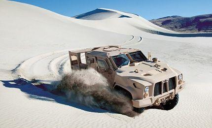 Light Combat Tactical All-Terrain Vehicle (L-ATV), United States of America