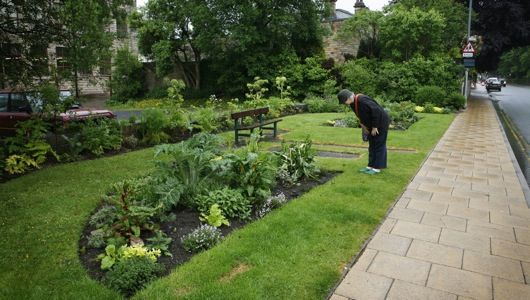 This quaint British town is littered with vegetable and herb gardens where residents can grow — and take — whatever they fancy. The town plans to become completely self-sufficient in food by the year 2018.
