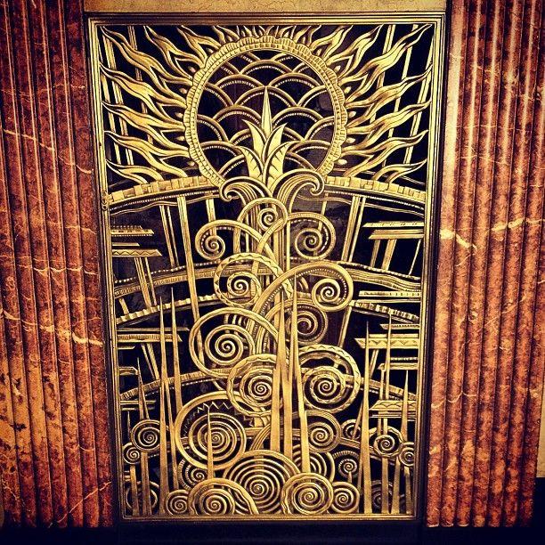 24 best Cool Art Deco metalwork images on Pinterest | Art deco art ...