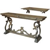 Found it at Wayfair - Monticello Leg Flip Out Console Table