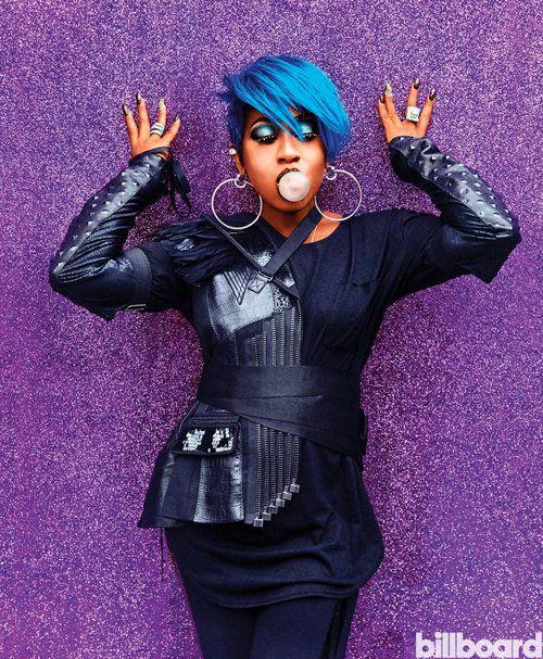 Missy Elliott Billboard Cover Shoot   Billboard
