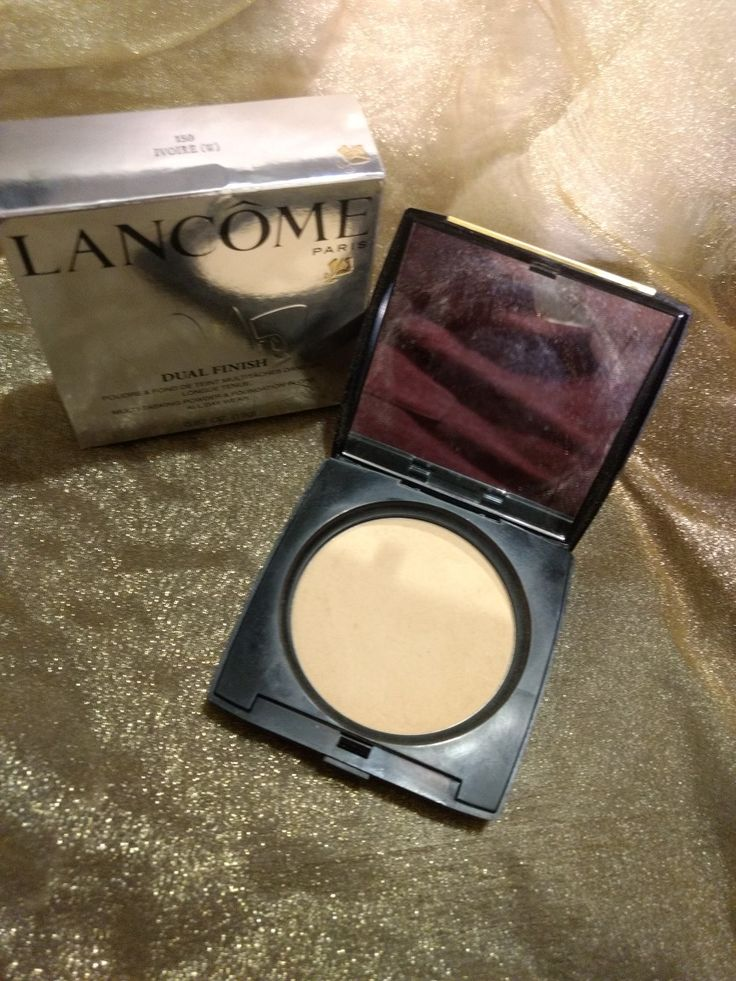 Pending trade - Lancome Dual Finish  Ivoire 105 -some useage.. will trade for similar value full sz item