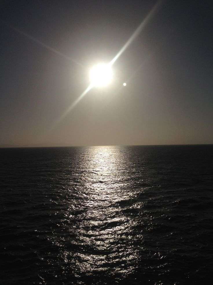 Middle of the Pacific Ocean, Mexico