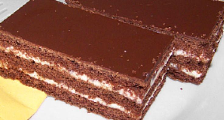 Kakaós szelet recept | APRÓSÉF.HU - receptek képekkel