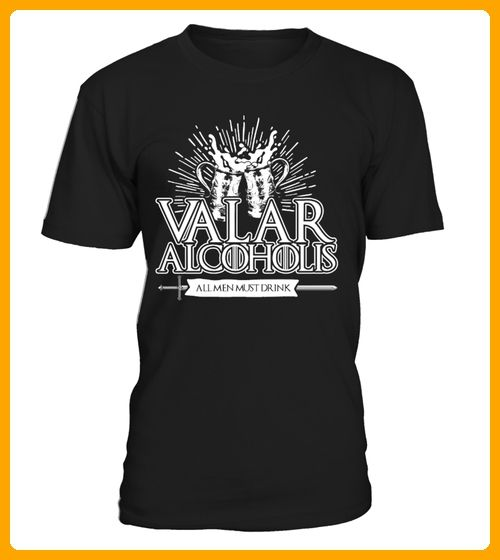 Valar Alcoholis All Men Must Drink - Oktoberfest shirts (*Partner-Link)