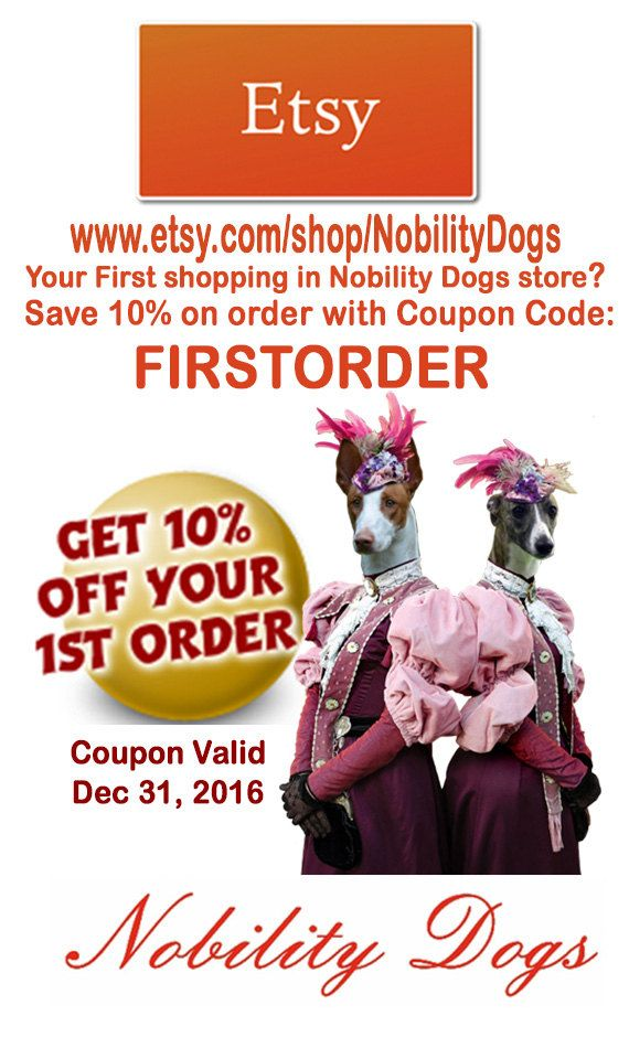 Etsy coupon code first time