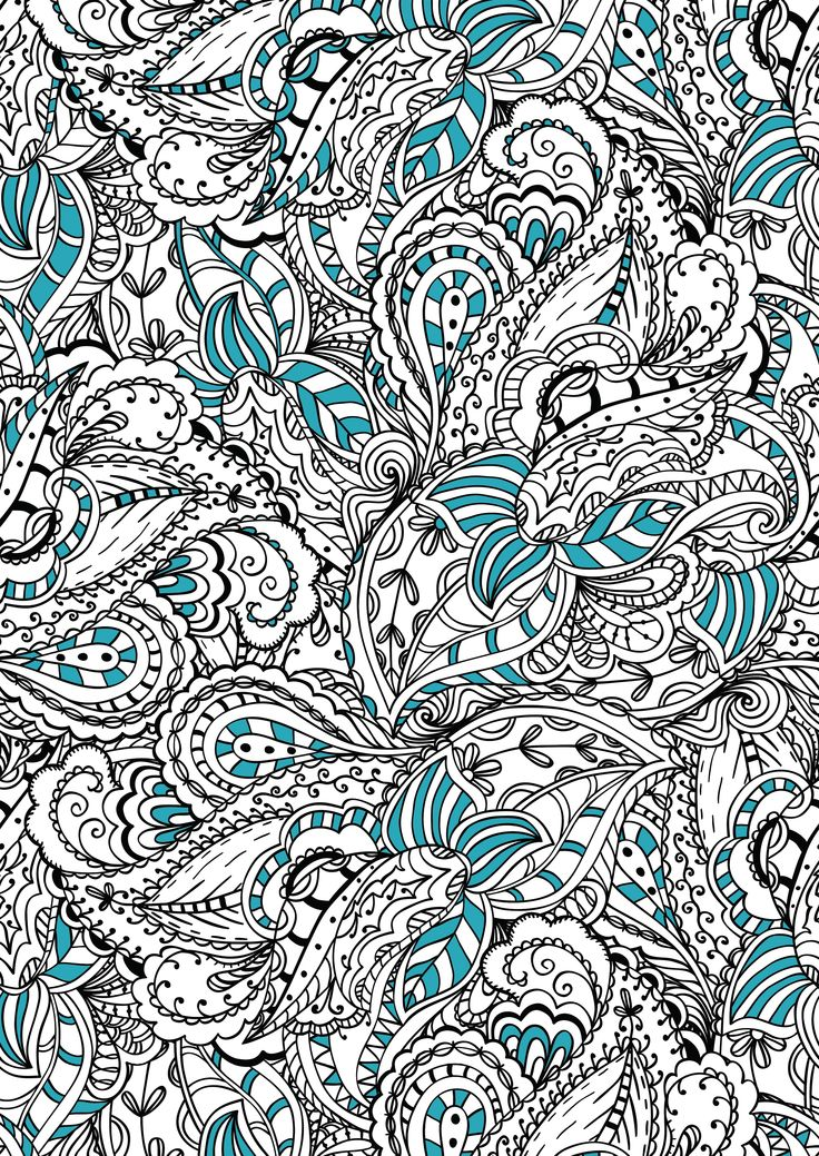 Advanced Colouring Has Become An Incredibly Popular Means Of De Stressing  And Relaxing, With People Of All Walks Of Life Enjoying The Benefits.
