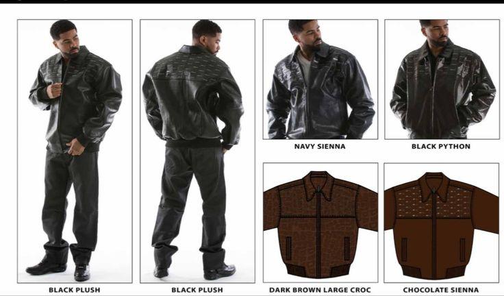 Donna sacs leather jackets