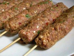 How to make kofta kebab? Here are 8 Steps. Follow me step by step.