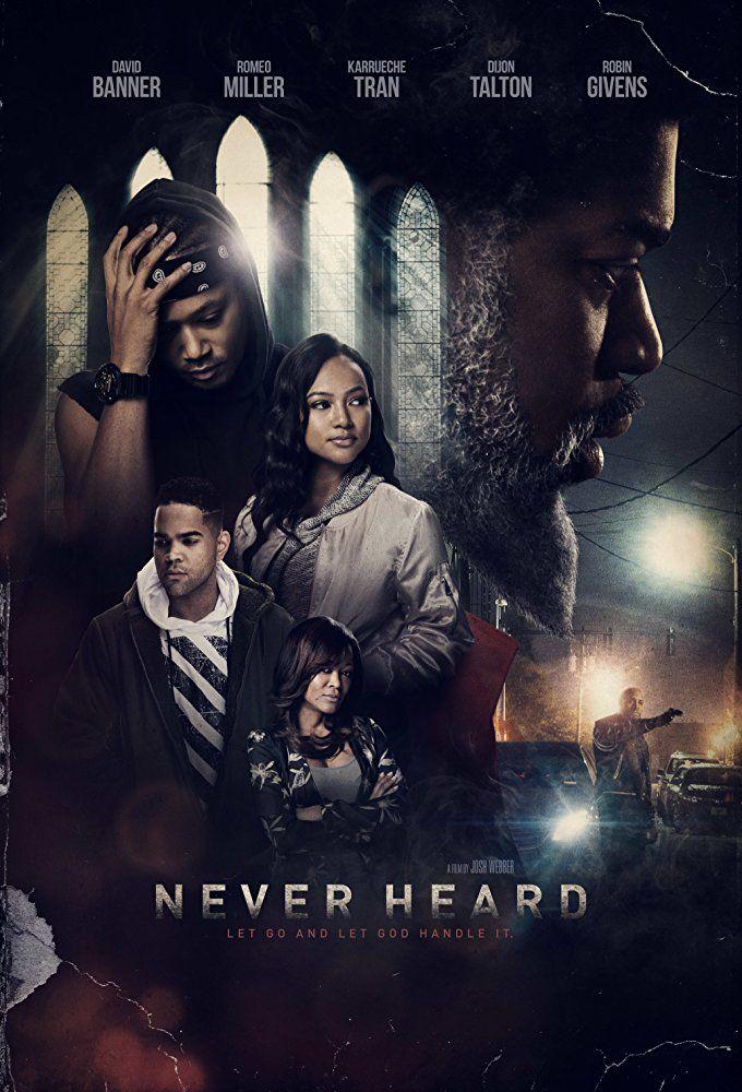 """JeKalyn Carr Joins David Banner & Romeo Miller In """"Never Heard"""" Movie [WATCH] http://www.firstladyb.com/2017/08/31/jekalyn-carr-never-heard-movie/"""