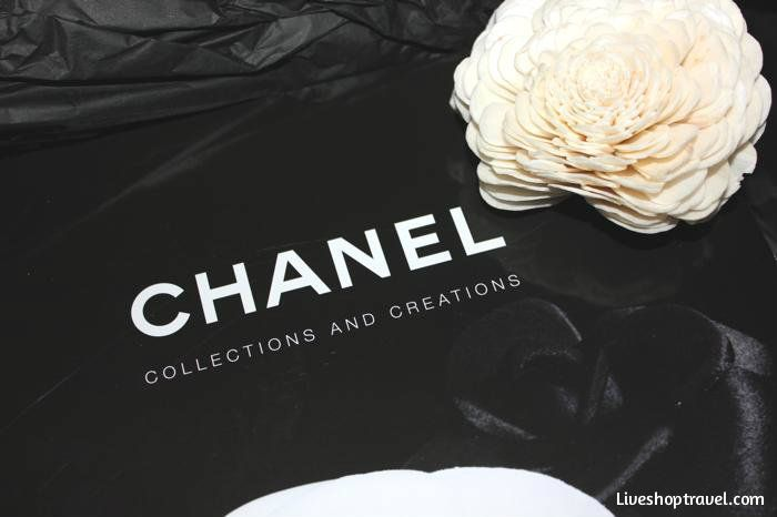 Chanel style book