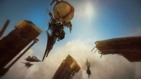 Guns of Icarus Online no Steam