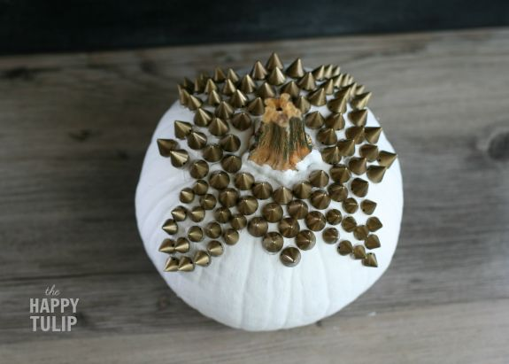 Best No Carve Pumpkin Ideas ~ http://serendipityandspice.com