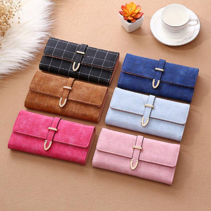 $5.26 (Buy here: https://alitems.com/g/1e8d114494ebda23ff8b16525dc3e8/?i=5&ulp=https%3A%2F%2Fwww.aliexpress.com%2Fitem%2F2017-Women-Vintage-Long-PU-Leather-Trifold-Purse-Coin-Wallet-Handbag-Money-Bag-High-Quality-LT88%2F32794074692.html ) 2017 Women Vintage Long PU Leather Trifold Purse Coin Wallet Handbag Money Bag High Quality LT88 for just $5.26