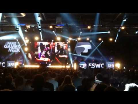 PARIS GAMES WEEK 2016 TOUR D'HORIZON - PGW 2016
