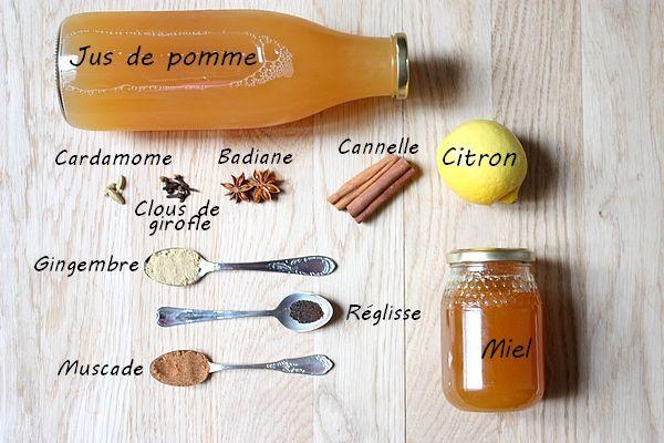 Jus de pomme de Noël | Gourmandiseries - Blog de recettes de cuisine simples et gourmandes