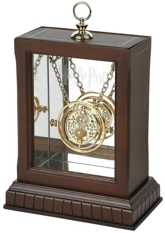 Amazon.com: Noble Collection - Harry Potter - Hermione's Time Turner: Toys & Games