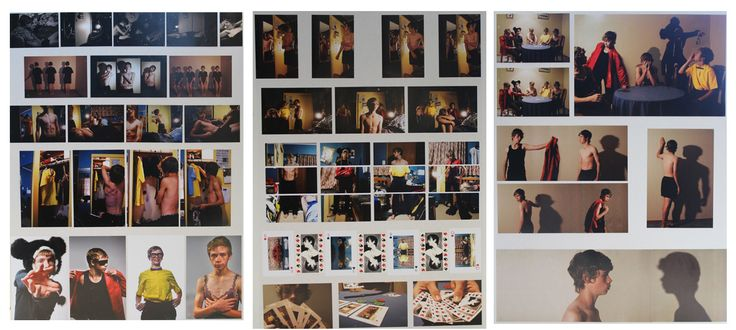 I started off looking at multiple personalities but as the work progressed I realised I was exploring more towards personality/identity in adolescents, teenage boys in particular. Top Art Exhibition - Photography » NZQA