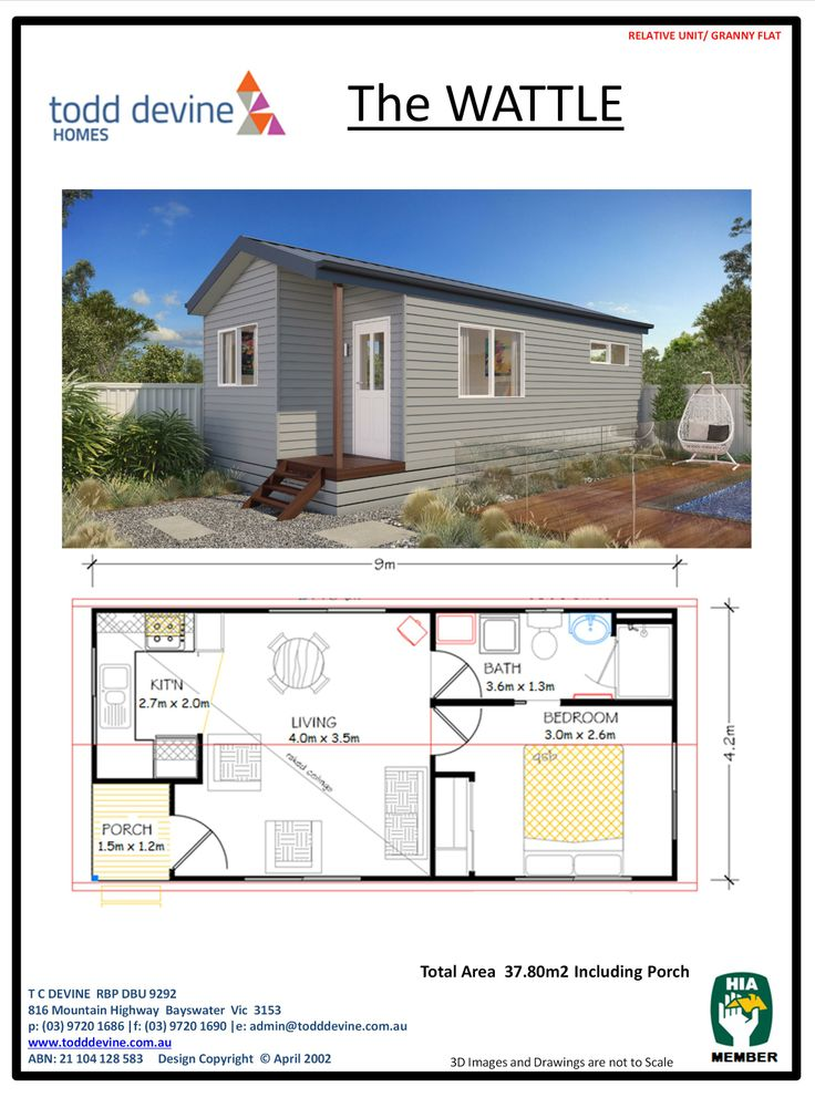 20 best granny flat designs images on pinterest flat design todd devine homes granny flatdpu the wattle malvernweather Image collections