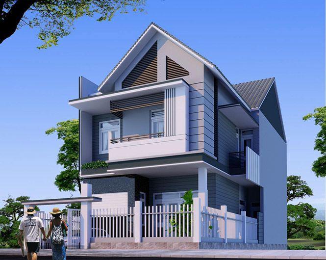 mẫu nhà phố,Xây dựng nhà phố đẹp