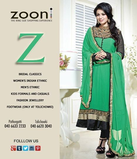 """Start the #Fashion frenzy with """"Zooni"""" by sharing and tagging the #Fashionistas!"""