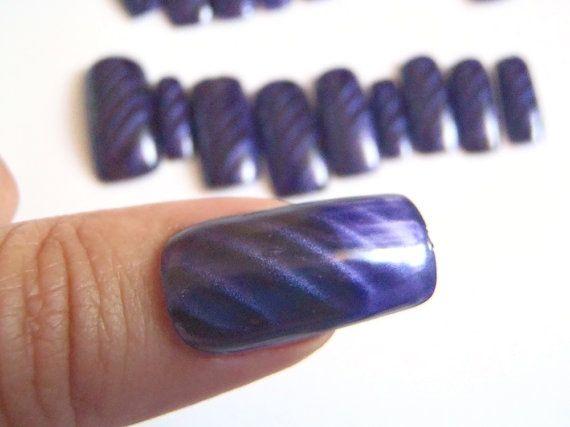 nail art halloween unghie da vampira
