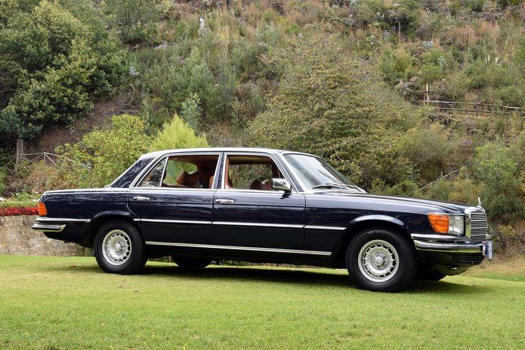 Mercedes benz 450 sel 6 9 w 116 1976 colegio claustro for Mercedes benz 450 sel 6 9