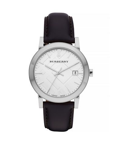Jewellery & Accessories | Women's Watches | The City Analog Leather Watch | Hudson's Bay