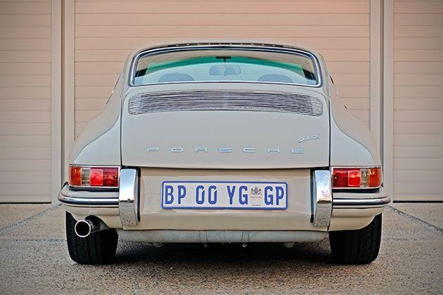 Custom 1968 Porsche 912 4 #porsche