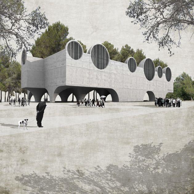 Architectural Design Inspiration Projects Portfolios