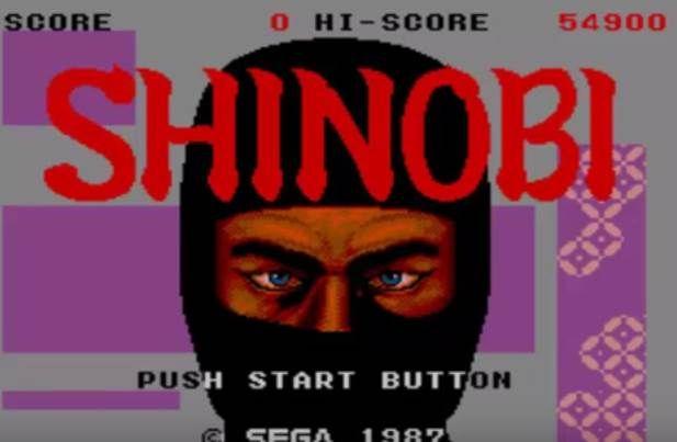 #Shinobi sur #MasterSystem (#sega, #retrogaming, #jeuxvideo)  http://www.yugoleninja.fr/shinobi-sur-mastersystem/