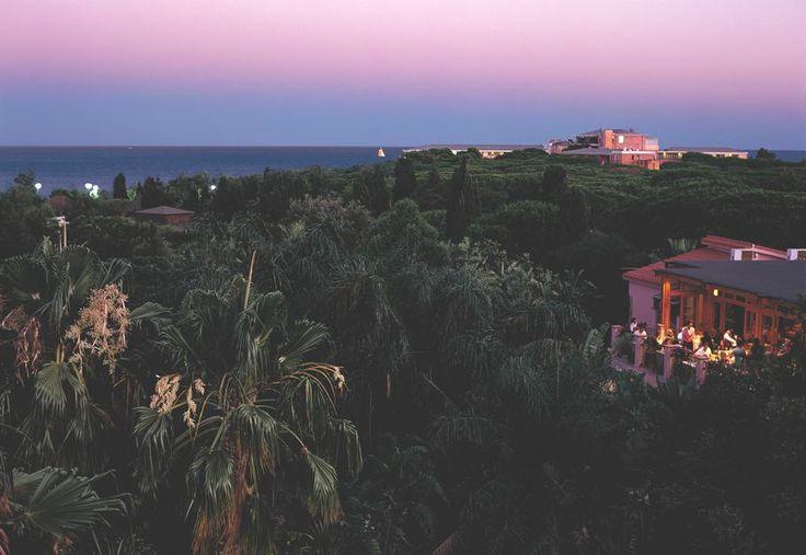 Luxurious Forte Village Resort, Sardinia