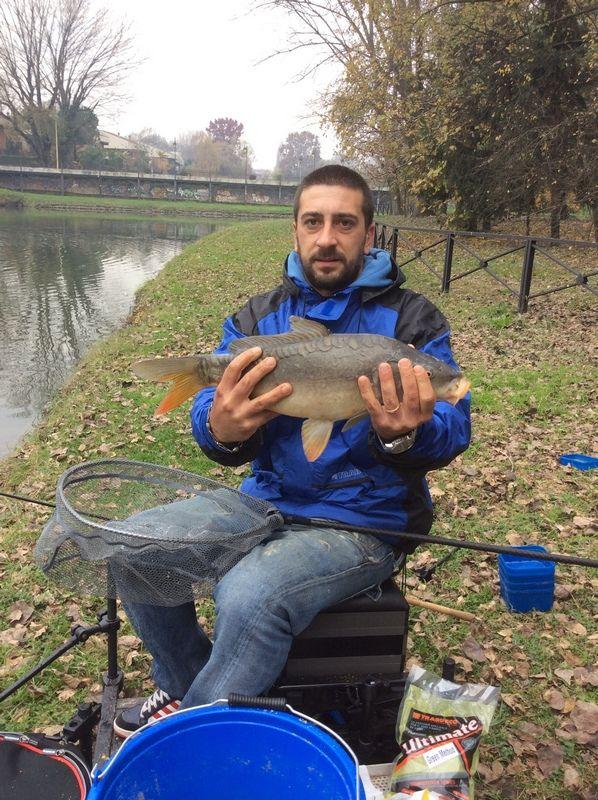 Dopo tre anni Andrea Caruso lascia Colmic per approdare in Trabucco come uomo immagine per la pesca a feeder e presenta le nuove canne Selektor